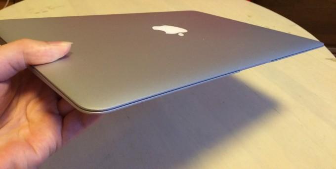 薄さMac