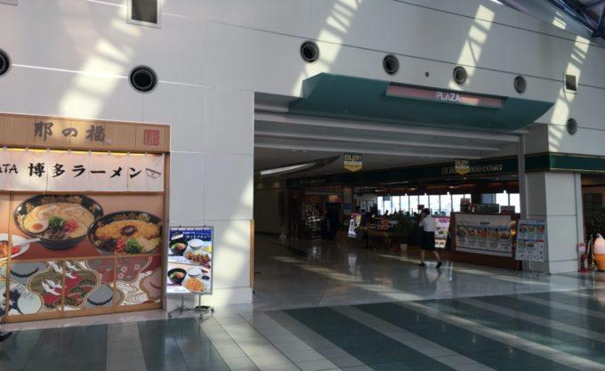 福岡空港国際線4階