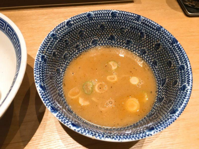 つじ田スープ割