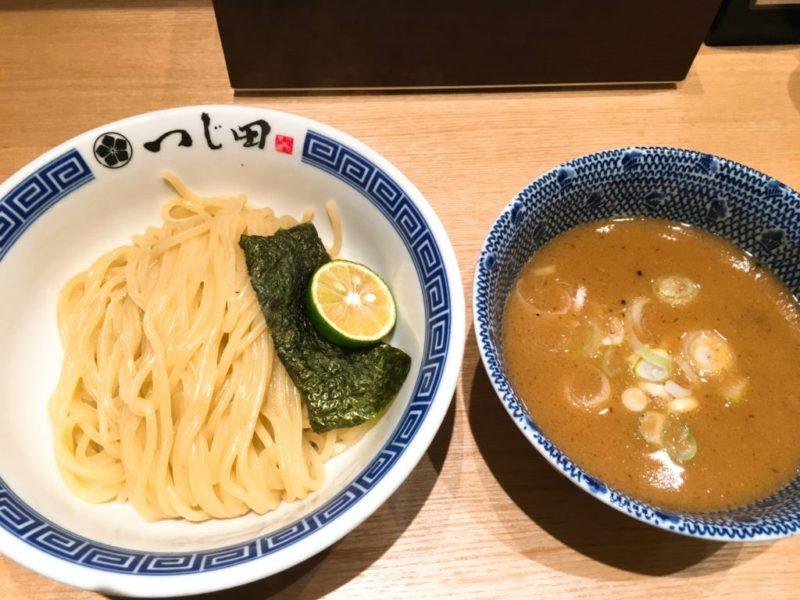 つじ田 濃厚つけ麺